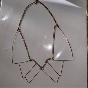 Geometric necklace FREE IF BUNDLED W/ CLOTHING